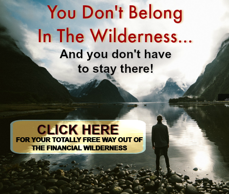 You don't belong in the wilderness